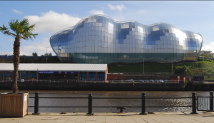 Great external shot of the Sage.