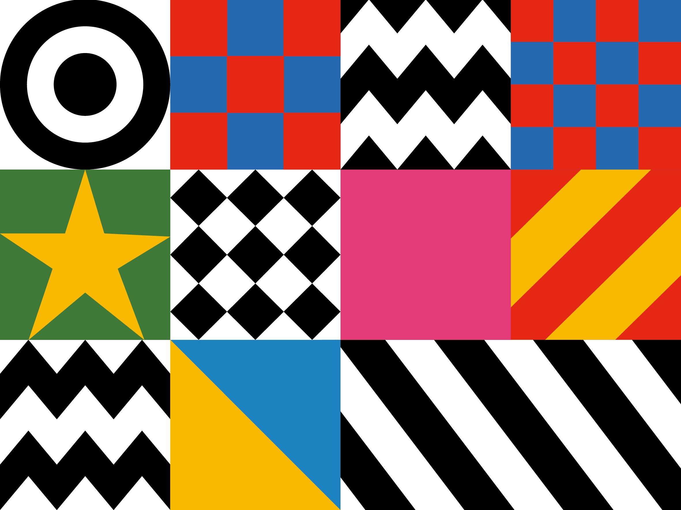 Legendary pop artist Sir Peter Blake adds Razzle Dazzle to the ...