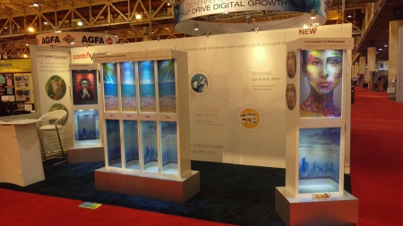 Contra Vision SGIA EXPO