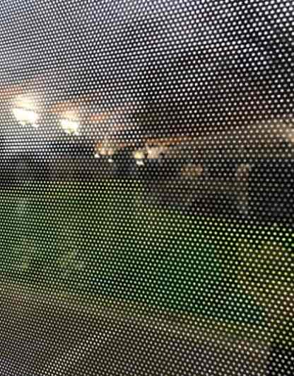 Swimming Pool Privacy Window Film